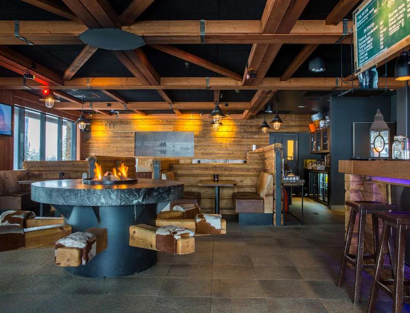 Radisson Blu Mountain Resort & Residences Barområde