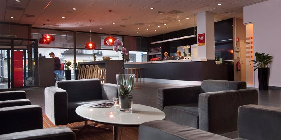 Thon Hotel Kristiansand Lobby