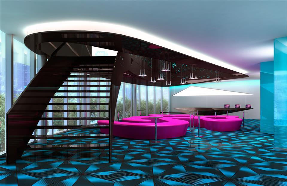 Magic Hotel Solheimsviken Lobby