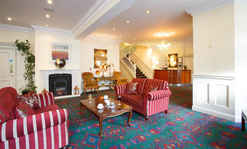 The Clonakilty Hotel Reception
