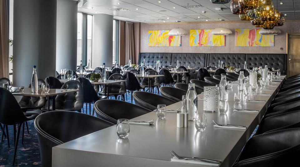 Clarion Hotel Stavanger Frukostmatsal