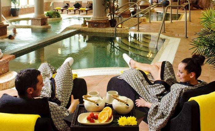 The Brehon Hotel Swimming Pool