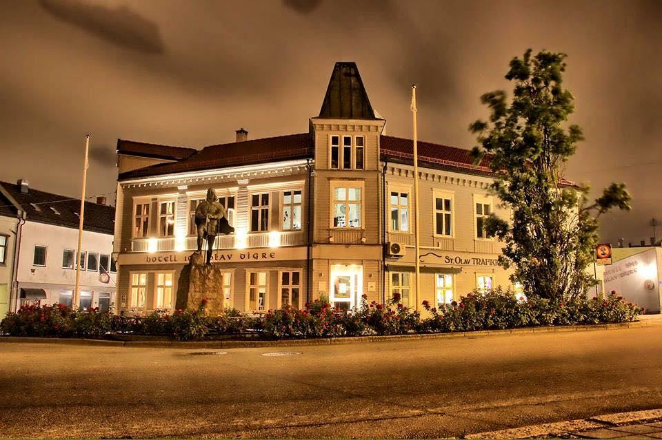 Hotell 1016 Olav Digre Fasad