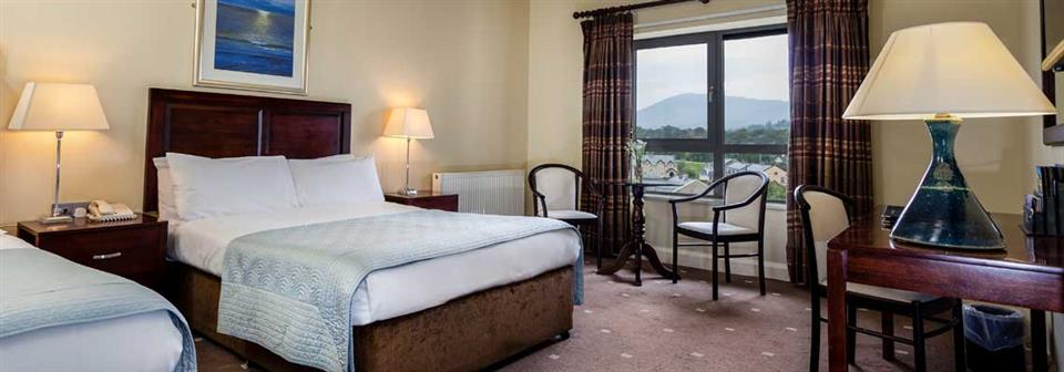 Kenmare Bay Hotel Bedroom