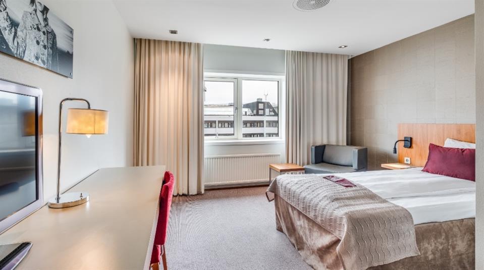 Quality Hotel Residence, Sandnes Dubbelrum