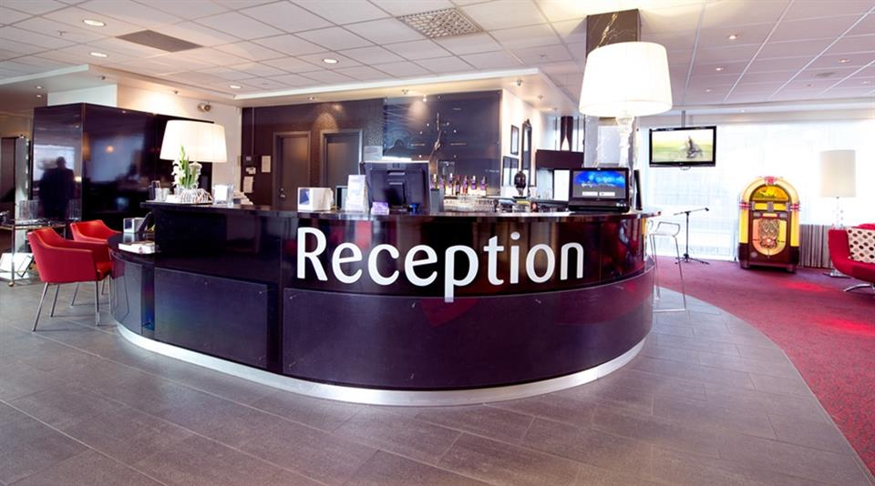 Clarion Collection Hotel Grand Olav Reception