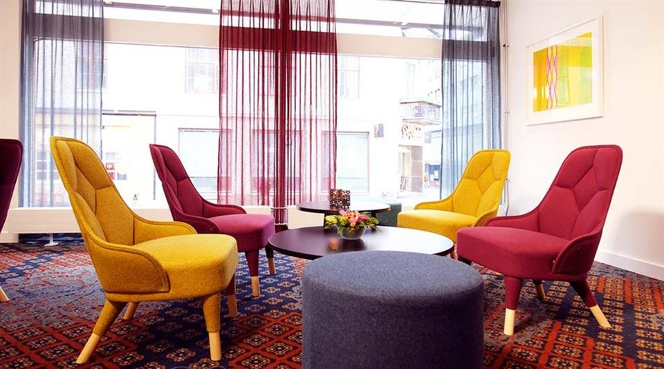 Clarion Collection Hotel Astoria Lobby