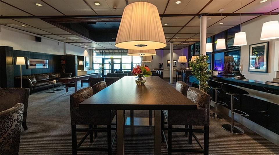 Quality Hotel Panorama (Trondheim) Loungebar