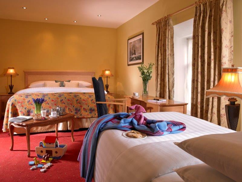 West Cork Hotel Family Room