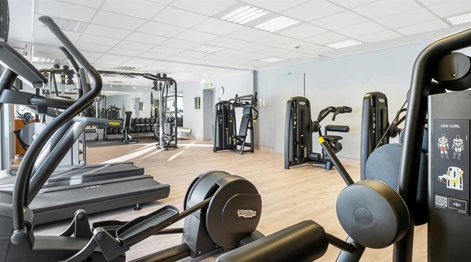 Quality Hotel Sogndal Gym