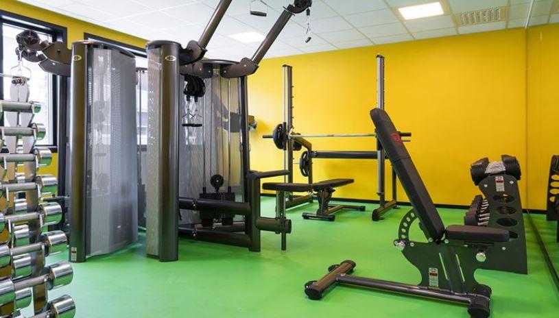 Thon Hotel Tromsø Gym