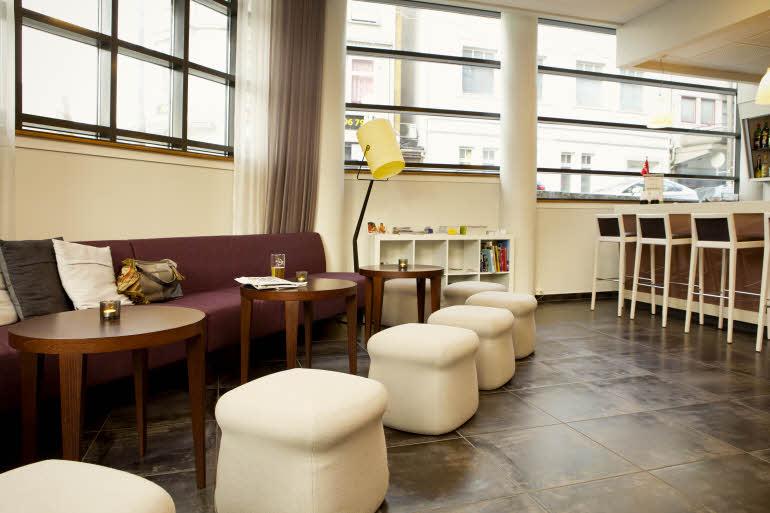 Scandic Haugesund Lobby