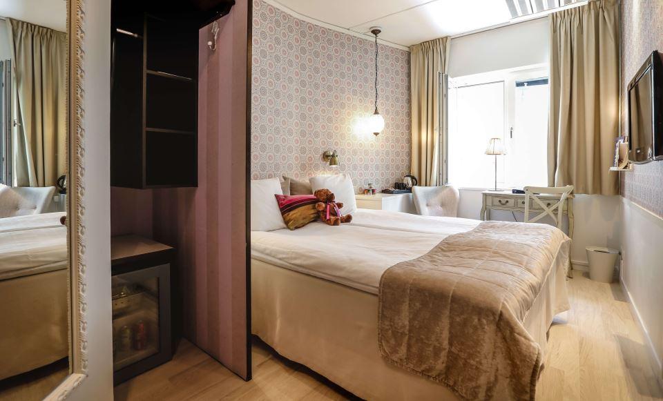 Freys Hotel Hotellrum