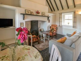 Lough Derg Thatched Cottages Sitting Room & Couch