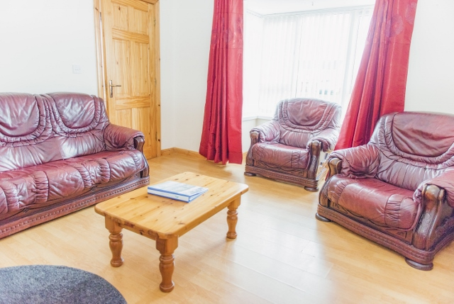 Stracomer View Holiday Homes- Sitting room