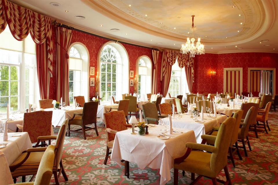 The K Club Hotel Restaurant