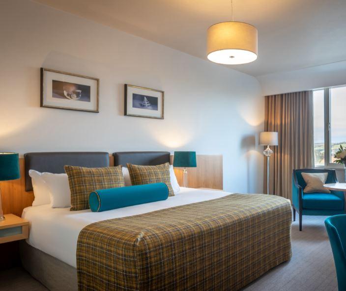 Fota Island Resort Bedroom