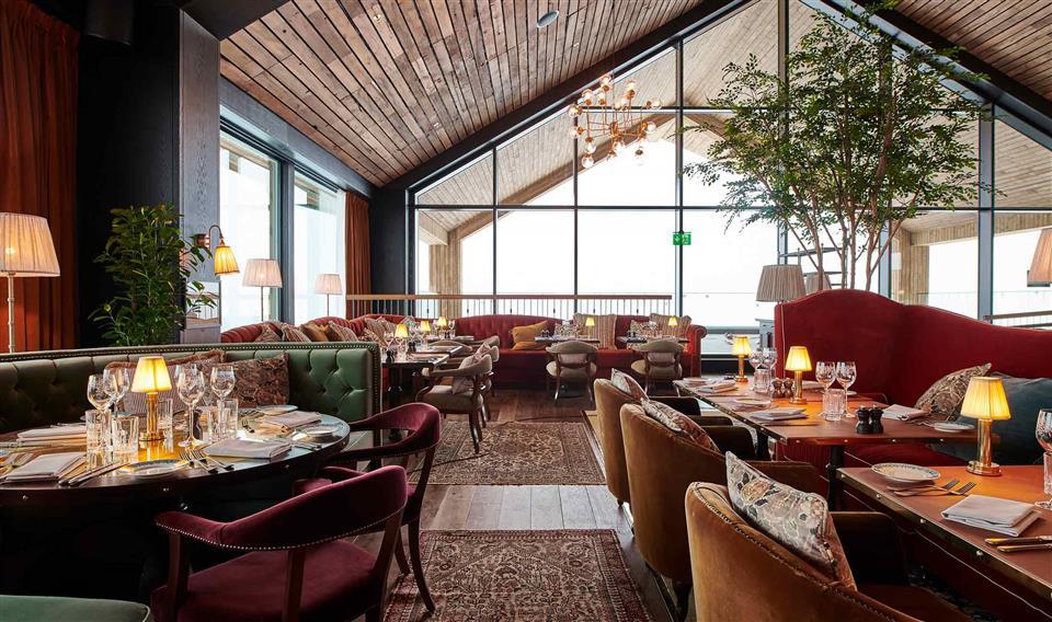 Fyri Resort Restaurang