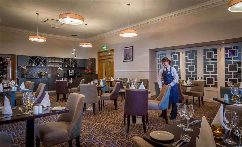 Maldron Hotel Shandon Restaurant