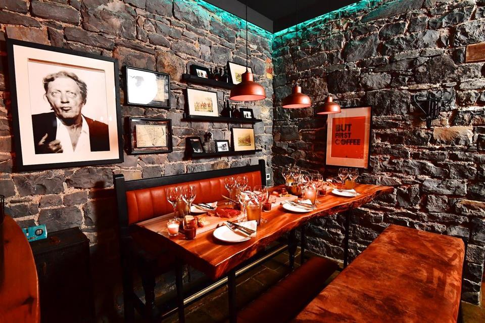 Belleek Castle Hotel Dining