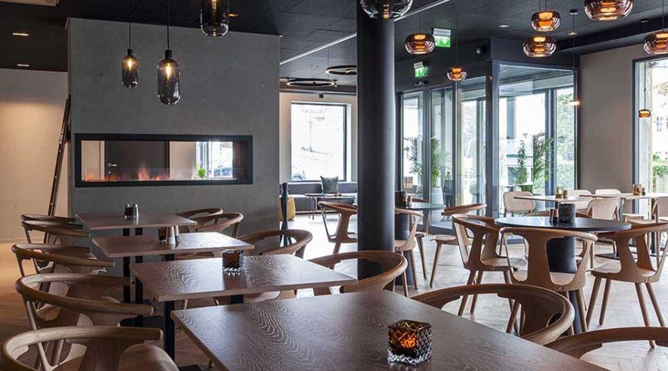 Comfort Hotel Florø Restaurang