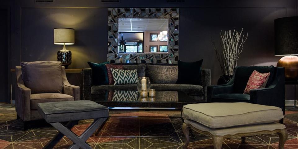 Thon Hotel Vettre Lobby