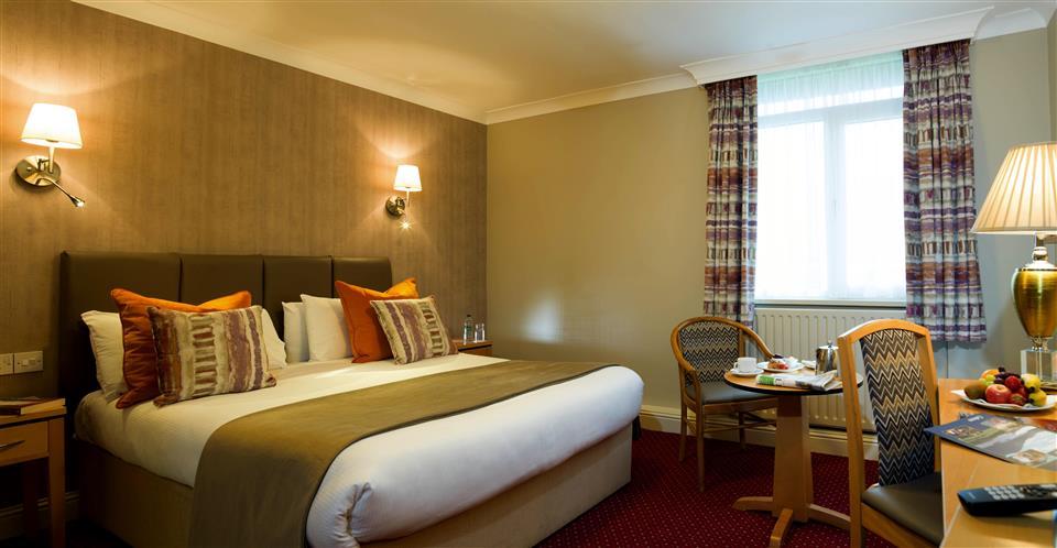 Castlerosse Park Resort Hotel Bedroom