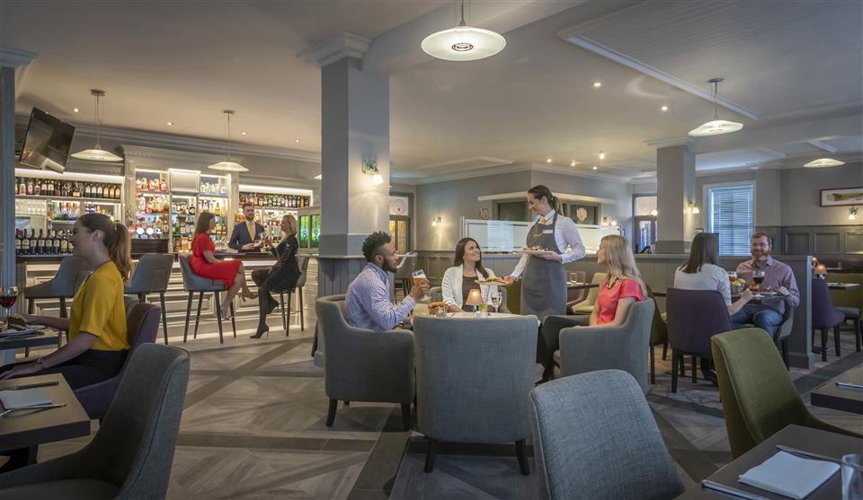 Maldron HOtel Galway Bar