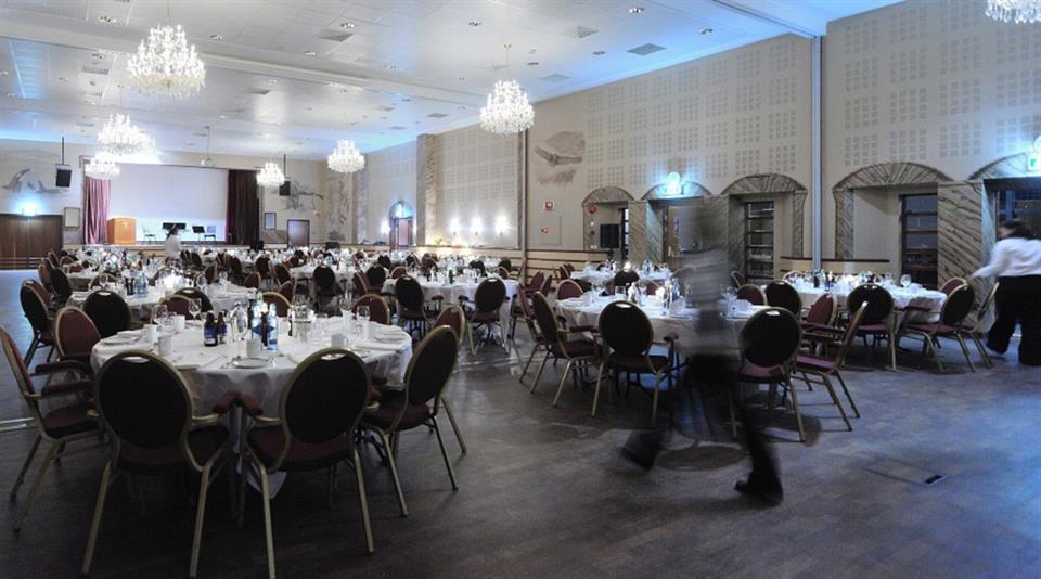 Quality Hotel Grand Royal Banketthall