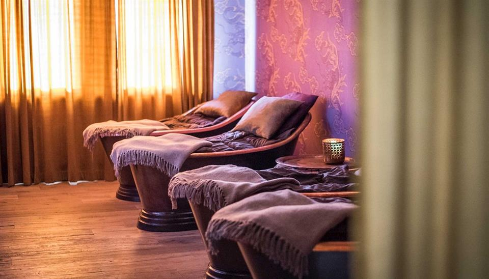 Varbergs Stadshotell & Asia Spa Relax