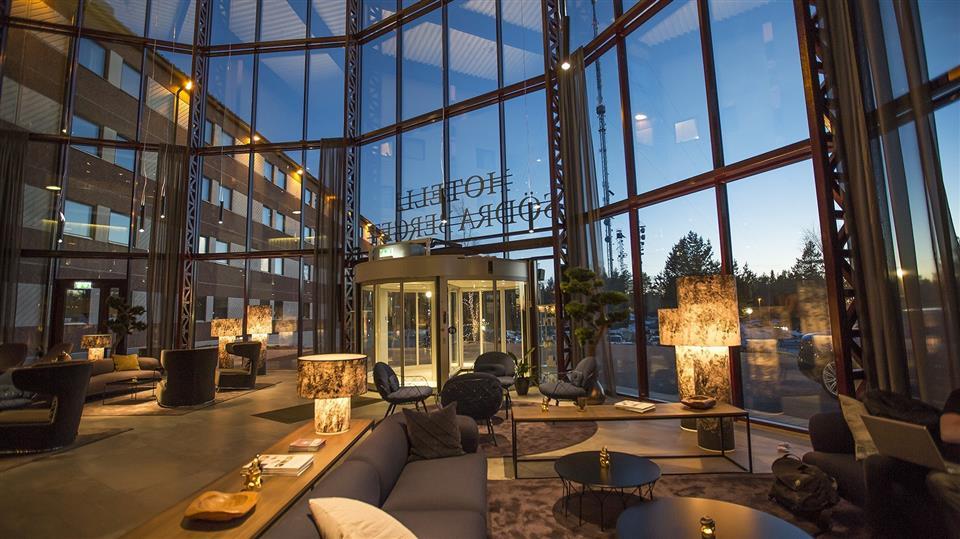 Hotell Södra Berget Entré