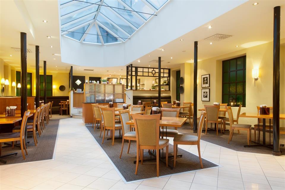 Scandic Holberg Hotel Restaurang