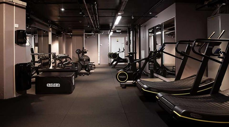 Clarion Hotel The Hub Gym