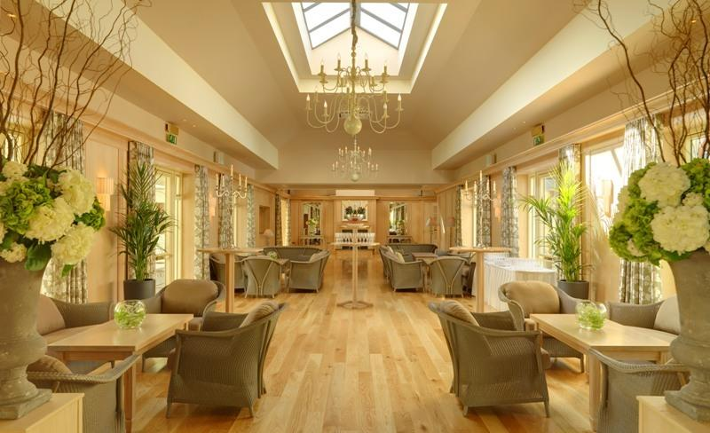 Ballygarry  House Hotel Conservatory