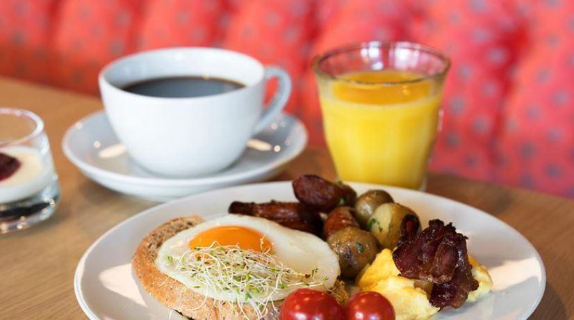 Thon Hotel Orion Frukost