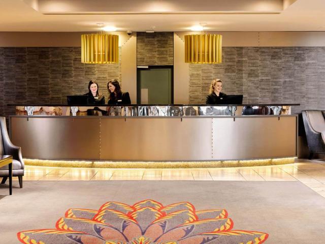 Kilkenny Ormonde Hotel Reception