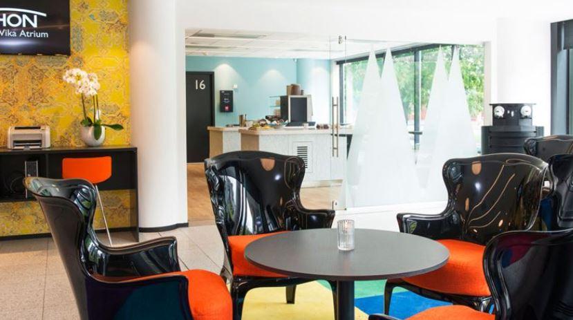 Thon Hotel Vika Atrium Lounge