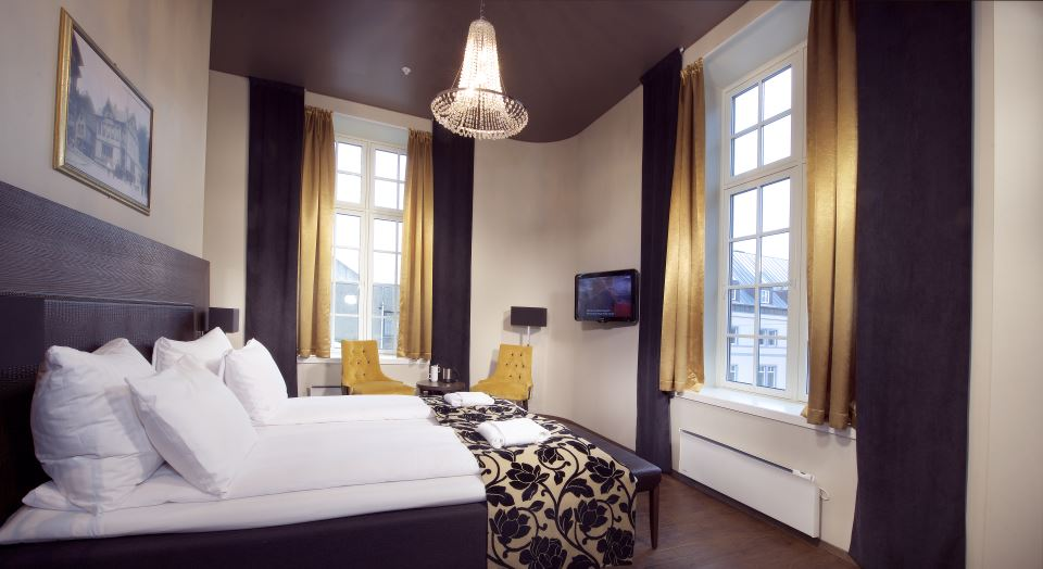 Banken Hotel Superior double