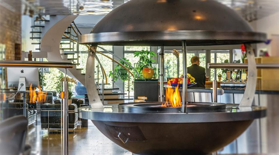 Clarion Collection Hotel Planetstaden Lobby