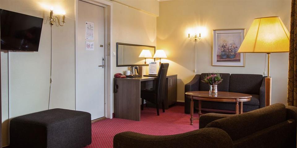 Thon Hotel Baronen Rumsdetaljer
