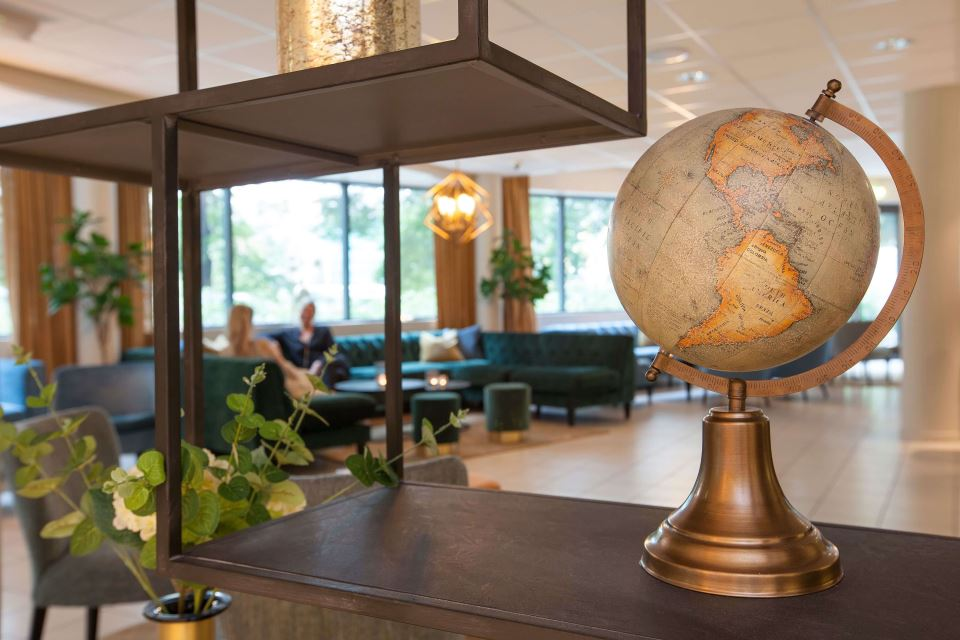 Anker Hotel Lobby