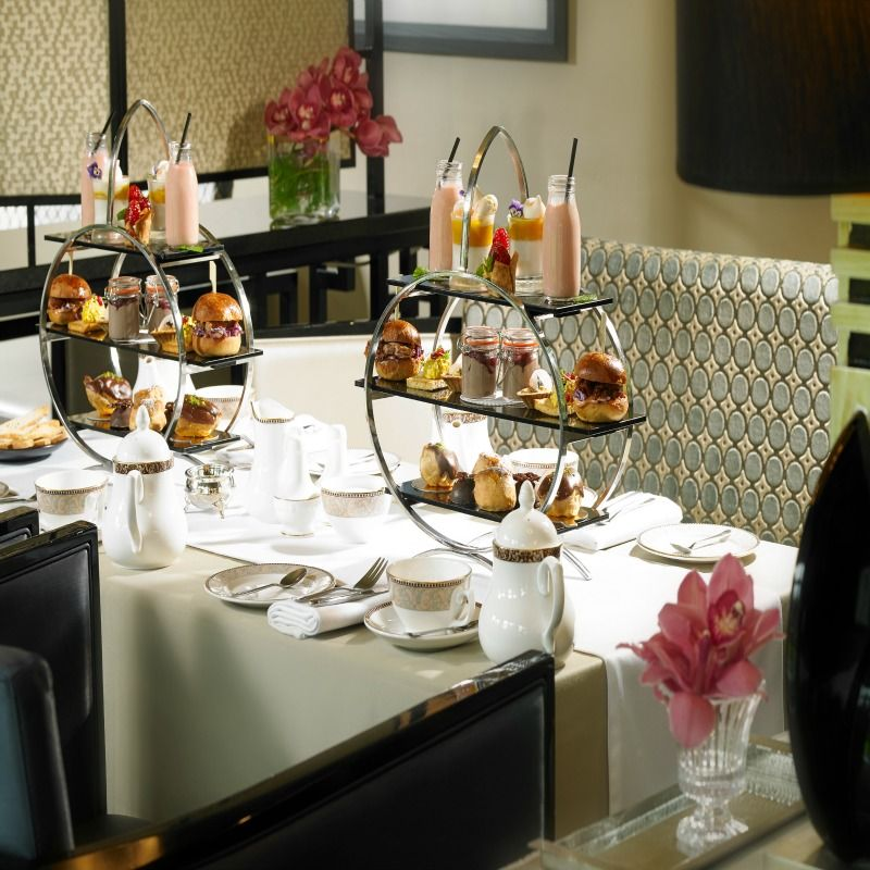Maryborough Hotel & Spa Afternoon Tea