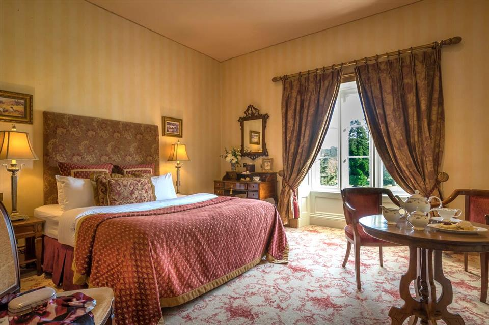 Lough Rynn Castle Bedroom