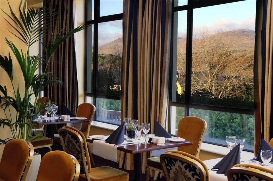 kenmare Bay Hotel restaurant