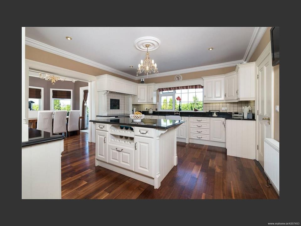 Woodfield House Kitchen