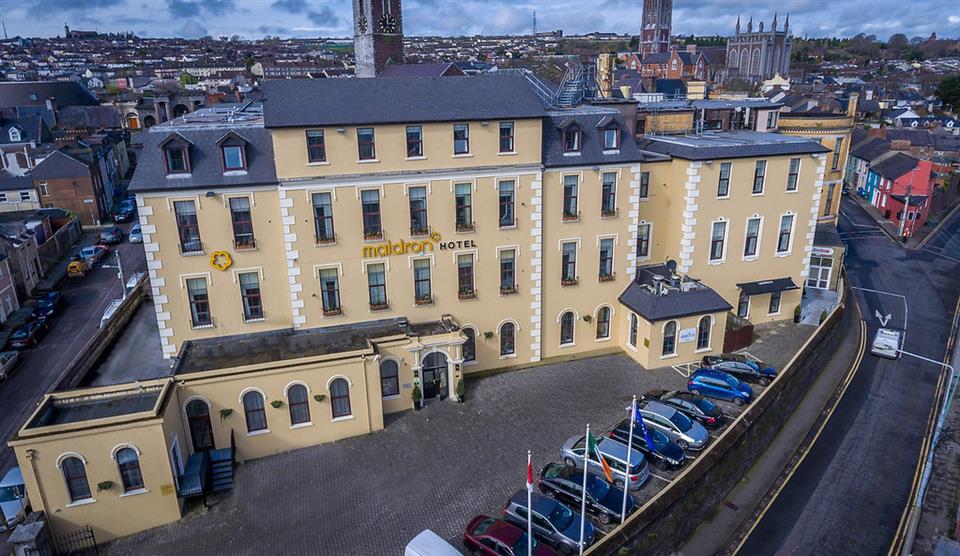 Maldron Hotel Shandon Exterior