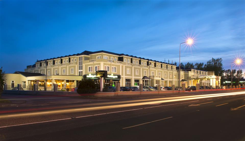 Clanree Hotel Letterkenny Exterior