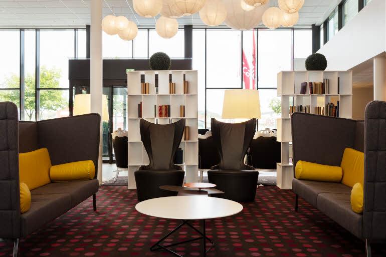 Scandic Stavanger City Lobby