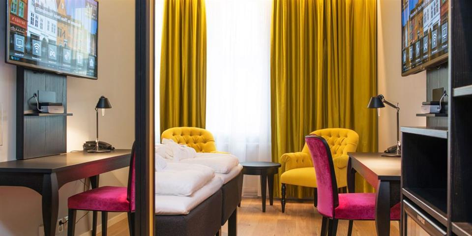 Thon Hotel Rosenkrantz Bergen Rumsdetaljer