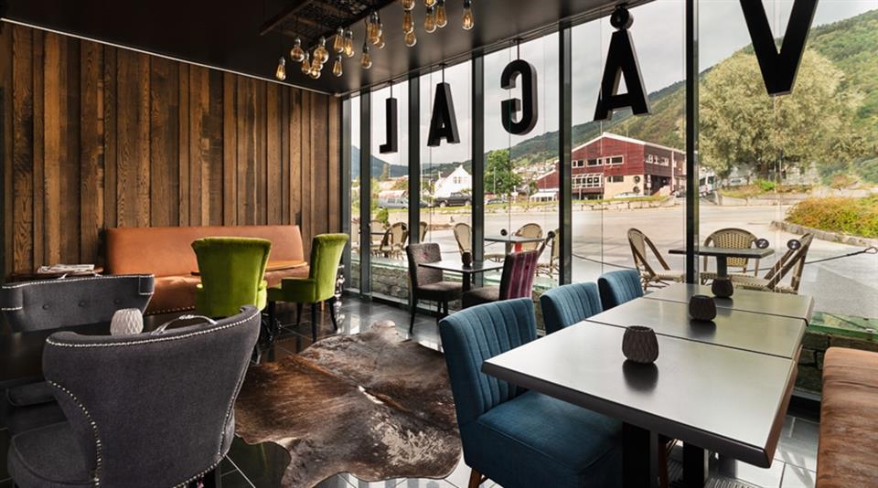 Quality Hotel Sogndal Restaurangen